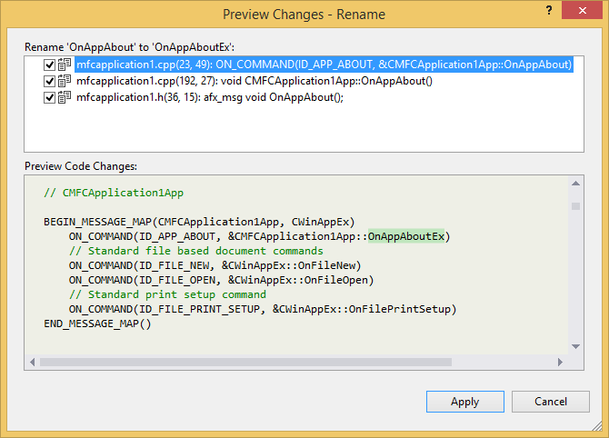 Visual Studio 2010 2012 And 2013 Are Supported Size Position For The Window Stored In APPDATASergey